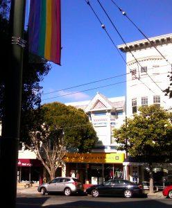 HRC in the Castro